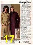 1982 Sears Fall Winter Catalog, Page 17