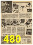 1962 Sears Spring Summer Catalog, Page 480