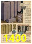 1962 Sears Spring Summer Catalog, Page 1400