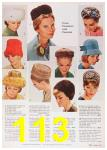 1964 Sears Fall Winter Catalog, Page 113