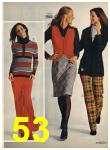 1972 Sears Fall Winter Catalog, Page 53