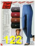 1986 Sears Fall Winter Catalog, Page 122