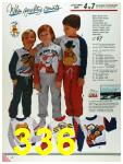 1986 Sears Fall Winter Catalog, Page 336