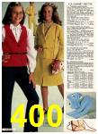 1980 Sears Spring Summer Catalog, Page 400