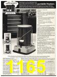 1982 Sears Fall Winter Catalog, Page 1165
