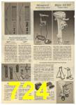 1960 Sears Spring Summer Catalog, Page 724