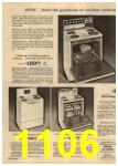 1961 Sears Spring Summer Catalog, Page 1106