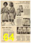1961 Sears Spring Summer Catalog, Page 64