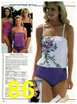 1983 Sears Spring Summer Catalog, Page 86