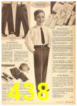 1962 Sears Fall Winter Catalog, Page 438