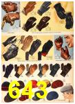 1958 Sears Fall Winter Catalog, Page 643
