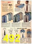 1940 Sears Fall Winter Catalog, Page 492