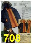 1979 Sears Fall Winter Catalog, Page 708