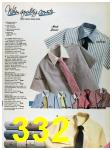 1986 Sears Spring Summer Catalog, Page 332
