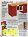 1986 Sears Spring Summer Catalog, Page 846
