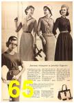 1960 Sears Fall Winter Catalog, Page 65