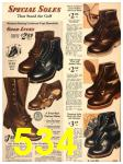 1940 Sears Fall Winter Catalog, Page 534