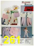 1986 Sears Spring Summer Catalog, Page 261