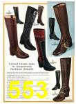 1971 Sears Fall Winter Catalog, Page 553