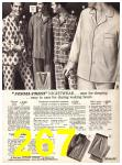 1969 Sears Fall Winter Catalog, Page 267