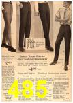 1964 Sears Spring Summer Catalog, Page 485