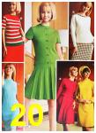 1967 Sears Fall Winter Catalog, Page 20