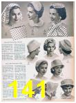 1957 Sears Spring Summer Catalog, Page 141