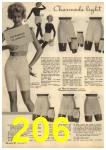 1961 Sears Spring Summer Catalog, Page 206