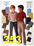 1973 Sears Spring Summer Catalog, Page 353