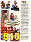 1996 JCPenney Christmas Book, Page 610