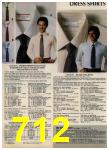 1980 Sears Fall Winter Catalog, Page 712