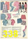 1969 Sears Fall Winter Catalog, Page 338