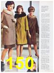 1967 Sears Fall Winter Catalog, Page 150
