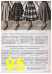 1957 Sears Spring Summer Catalog, Page 95