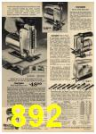 1965 Sears Spring Summer Catalog, Page 892