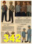 1961 Sears Spring Summer Catalog, Page 342
