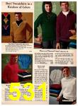 1966 Montgomery Ward Fall Winter Catalog, Page 531