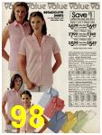 1981 Sears Spring Summer Catalog, Page 98