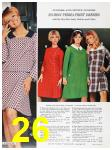 1967 Sears Fall Winter Catalog, Page 26