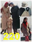 1988 Sears Fall Winter Catalog, Page 220