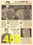 1940 Sears Fall Winter Catalog, Page 459