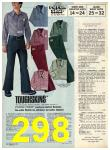 1973 Sears Fall Winter Catalog, Page 298