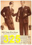 1942 Sears Spring Summer Catalog, Page 325
