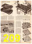 1955 Sears Christmas Book, Page 209