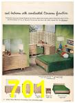 1958 Sears Fall Winter Catalog, Page 701