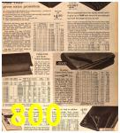 1964 Sears Spring Summer Catalog, Page 800