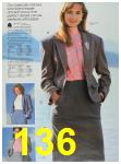 1988 Sears Fall Winter Catalog, Page 136