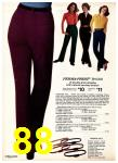 1975 Sears Fall Winter Catalog, Page 88