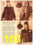 1942 Sears Spring Summer Catalog, Page 103