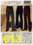 1972 Sears Fall Winter Catalog, Page 613